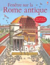 FENETRE SUR ; fenêtre sur la rome antique - Couverture - Format classique