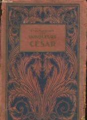 Les Vainqueurs De Cesar Ou Les Martyrs De Carthage - Couverture - Format classique