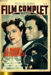 Tous Les Jeudis Film Complet N° 135 - Le Masque Aux Yeux Verts - Couverture - Format classique