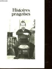 Histoires Pragoises - Couverture - Format classique
