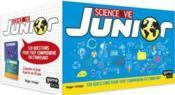 Game box science et vie junior - Couverture - Format classique