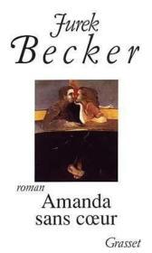 Amanda sans coeur - Couverture - Format classique