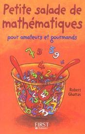 Petite Salade De Mathematiques - Intérieur - Format classique