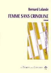 Femme sans crinoline - Intérieur - Format classique