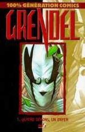 Grendel t.1; quatre demons, un enfer - Couverture - Format classique