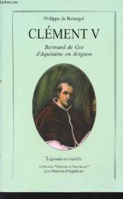 Clement v - Couverture - Format classique