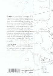 Savorgnan de brazza 1852-1905. une epopee aux rives du congo - 4ème de couverture - Format classique