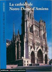 La cathedrale notre-dame d'amiens - Intérieur - Format classique