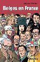Belges en France - 4ème de couverture - Format classique