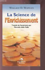 La science de l'enrichissement - Couverture - Format classique