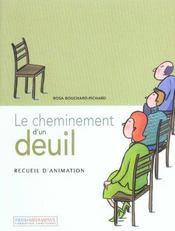 Le cheminement d'un deuil ; recueil d'animation - Intérieur - Format classique