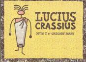 Lucius Crassius - Couverture - Format classique