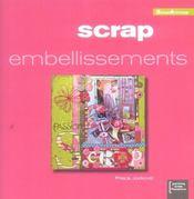 Scrap embellissements - Intérieur - Format classique