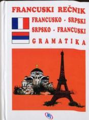 Vesna Jeremenko Dictionnaire Francais-Serbe Serbe-Francais - Couverture - Format classique
