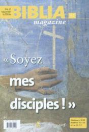 Biblia2 N2 L Appel Des Disciples - Couverture - Format classique