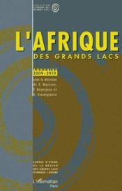 L'Afrique des grands lacs ; annuaire 2009-2010 - Couverture - Format classique