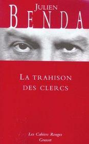 La trahison des clercs - (*) - Intérieur - Format classique