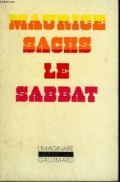 Le Sabbat. Souvenirs D'Une Jeunesse Orageuse. Collection : L'Imaginaire N° 42 - Couverture - Format classique