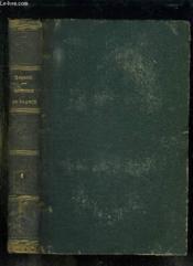Histoire De France Depuis Les Temps Les Plus Recules Jusqu A La Ervolution De 1789. Tome 1. - Couverture - Format classique