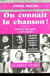 On Connait La Chanson ! - Couverture - Format classique