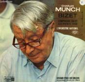 Disque Vinyle 33t Bizet, Symphonie En Ut Majeur, Jeux D'Enfants, Patrie. - Couverture - Format classique
