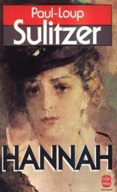 Hannah - Couverture - Format classique
