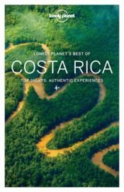 Best of ; Costa Rica - Couverture - Format classique