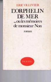 L'Orphelin De Mer - Couverture - Format classique