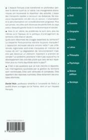 Le Nouvel Espace Francais ; 2e Edition - Couverture - Format classique
