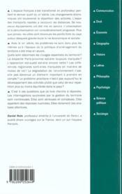 Le Nouvel Espace Francais ; 2e Edition - 4ème de couverture - Format classique