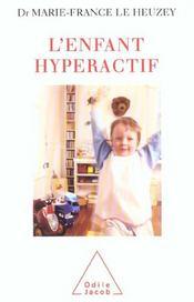 L'enfant hyperactif - Intérieur - Format classique