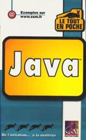 Java - Couverture - Format classique