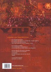 Yiu, premières missions t.1; l'armée des néo-déchets - 4ème de couverture - Format classique