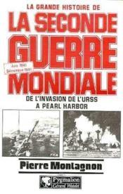 Juin 1941-decembre 1941 : de l'invasion de l'urss a pearl harbor - Couverture - Format classique