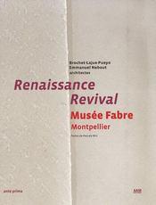 Musée Fabre de Montpellier - Couverture - Format classique
