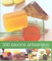300 savons artisanaux - Intérieur - Format classique