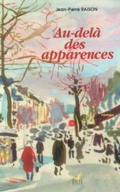 Au-Dela Des Apparences - Couverture - Format classique