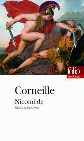 Nicomède - Couverture - Format classique