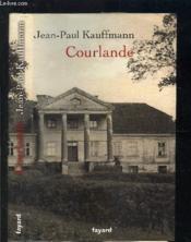 Courlande - Couverture - Format classique