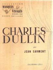 Charles Dullin - Couverture - Format classique