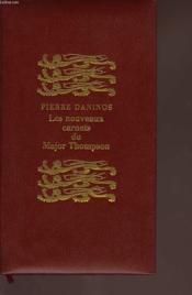 Les Nouveaux carnets du major W. Marmaduke Thompson - Couverture - Format classique