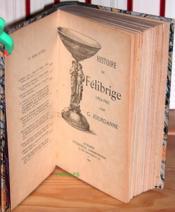 Histoire du Félibrige (1854-1896). - Couverture - Format classique