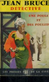 Une Poule Et Des Poulets - Couverture - Format classique