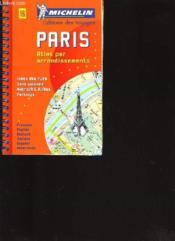 Paris ; atlas par arrondissement - Couverture - Format classique