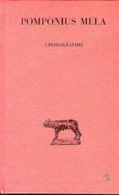 Chorographie - Couverture - Format classique