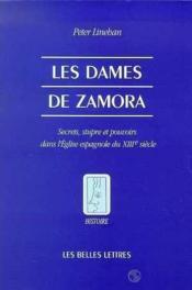 Dames de zamora (les) - Couverture - Format classique