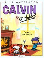 Calvin et Hobbes T.2 ; en avant, tête de thon ! - Intérieur - Format classique