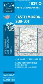 Castelmoron-sur-Lot - Couverture - Format classique
