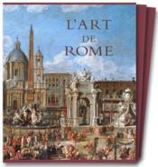 L'Art De Rome - Couverture - Format classique