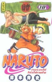 Naruto t.18 - Couverture - Format classique
